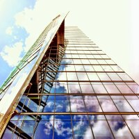 Skyscraper Sky
