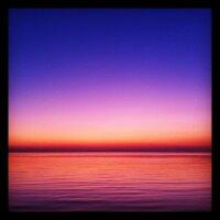 Blue Sky, Red Lake